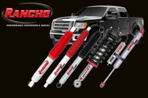 Rancho Suspension & Shocks