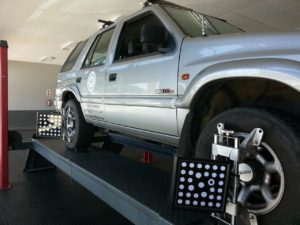Wheel Balancing and Wheel Alignment